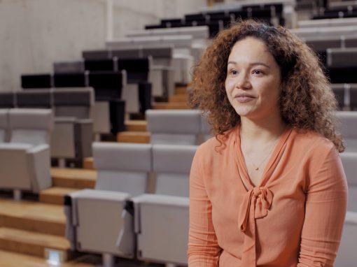 Postinitieel onderwijs | Videoportretten voor de Hogeschool Utrecht
