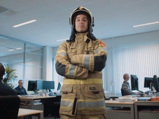 Iets voor jou? | Videocampagne voor de Vrijwillige Brandweer